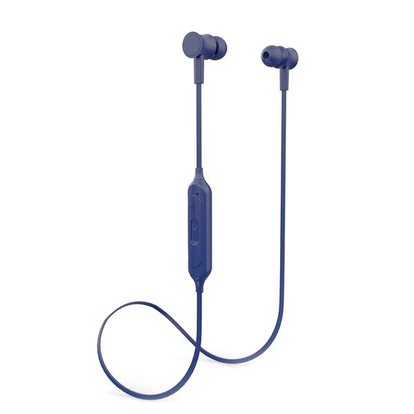 CELLY BLUETOOTH STEREO EARPHONES HEADSET blue | cooee.gr6