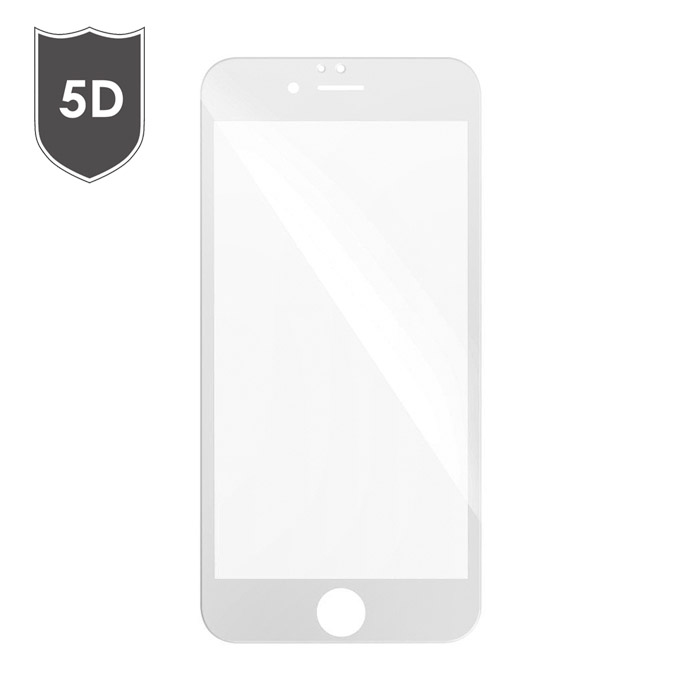 TEMPERED GLASS FULL FACE 5D ΓΙΑ XIAOMI REDMI 5A ΑΣΠΡΟ | cooee.gr6