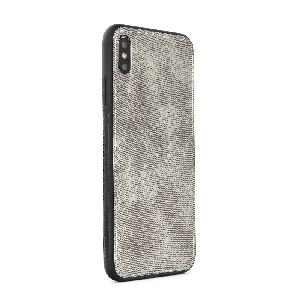 cooee ΘΗΚΗ TPU DENIM ΓΙΑ SAMSUNG GALAXY S10 PLUS ΓΚΡΙ | cooee.gr6
