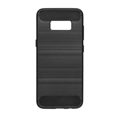 cooee ΘΗΚΗ TPU CARBON ΓΙΑ SAMSUNG GALAXY S8 PLUS ΜΑΥΡΟ | cooee.gr6