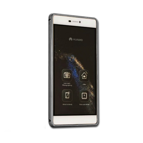 cooee ΘΗΚΗ ULTRA HYBRID ΓΙΑ HUAWEI P8 LITE SPACE GREY | cooee.gr6