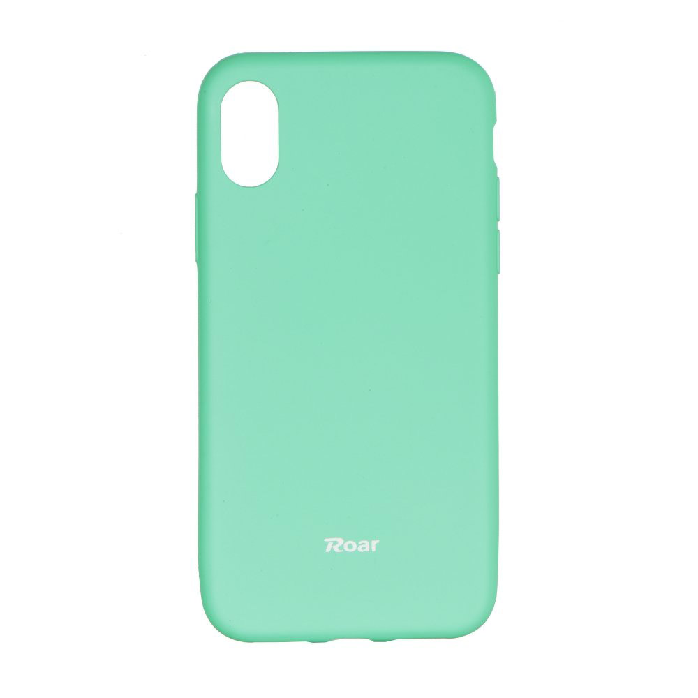 ROAR ΘΗΚΗ TPU COLORFUL JELLY ΓΙΑ IPHONE X / XS ΜΕΝΤΑ | cooee.gr6